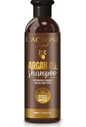 L'actone Argan Yağlı Şampuan 400 ml