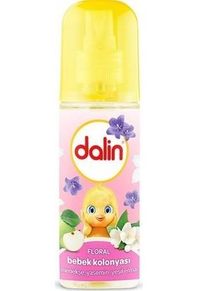 Dalin Bebek Kolonyası Floral 150 ml Sprey x 3 Adet