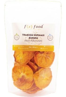 Fx Food Kurutulmuş Trabzon Hurması 100 gr