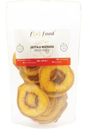 Fx Food Kurutulmuş Şeftali 100 gr