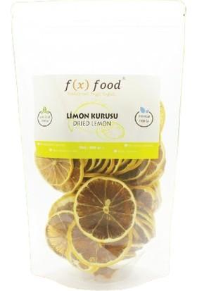 Fx Food Kurutulmuş Limon 100 gr