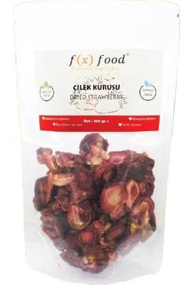 Fx Food Kurutulmuş Çilek 100 gr
