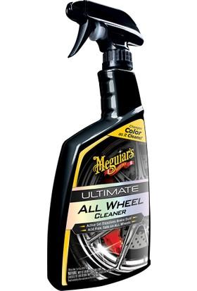 Meguiar's Ultimate All Wheel Cleaner Jant Temizleyici (710ml.)