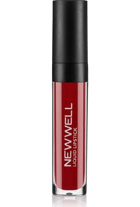 New Well Liquid Lipgloss - 215- Likit Ruj 6 Ml.