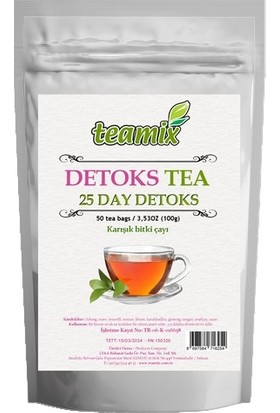 Teamix Detoks Tea