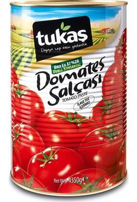Tukaş Domates Salçası 4,350 gr