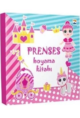 Prenses Boyama Kitabı