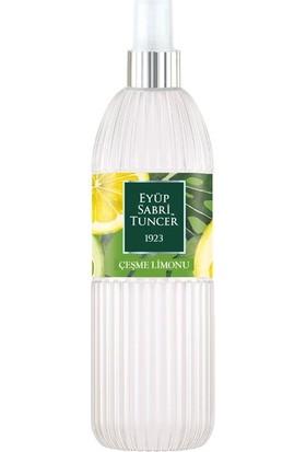 Eyüp Sabri Tuncer Çeşme Limonu Kolonyası 150 Ml Silindir Pet Şişe Sprey
