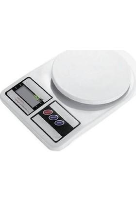 Techfit TF-1005 Digital Mutfak Tartısı