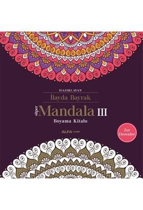 Mandala III Boyama kitabı - İlayda Bayrak