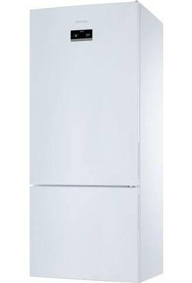 Samsung RB50RS334WW/TR A++ 543 lt No-Frost Buzdolabı