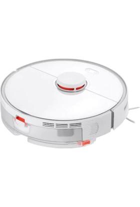 Roborock S5 Max Vacuum Cleaner Beyaz Akıllı Robot Süpürge ve Paspas