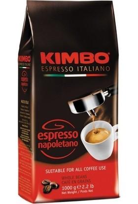 Kimbo Espresso Napoletano Çekirdek Kahve 1 kg