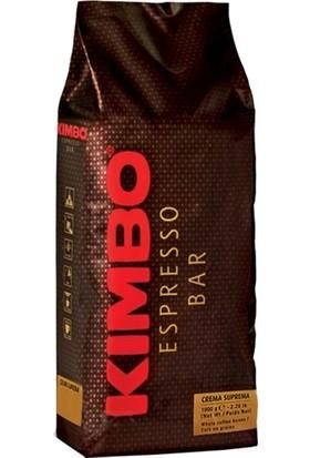 Kimbo Espresso Bar Crema Suprema Çekirdek Kahve 1 kg