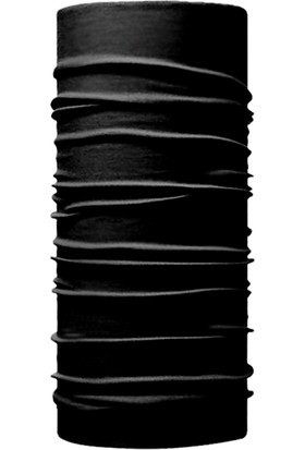 Kokostüm Siyah Dikişsiz Tüp Bandana