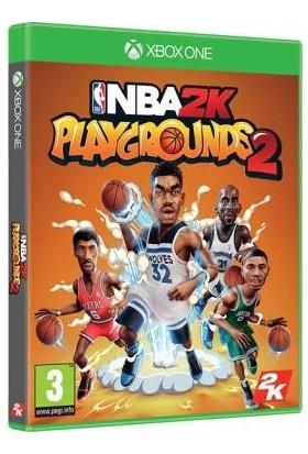 NBA 2K Playgrounds 2 Xbox One Oyun