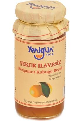 Yenigün Şeker İlavesiz Bergamot Kabuğu Reçeli 290 gr