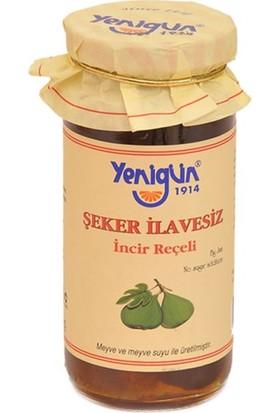 Yenigün Şeker İlavesiz İncir Reçeli 290 gr