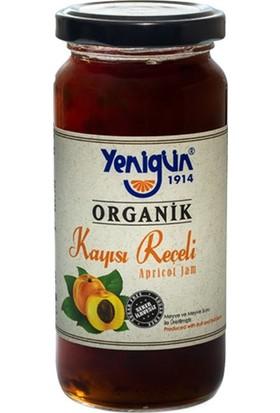 Yenigün Organik Kayısı Reçeli 290 gr