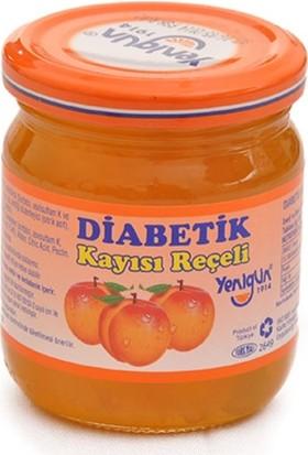 Yenigün Diyabetik Kayısı Reçeli 230 gr