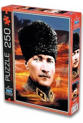 Laço Kids Kalpaklı Atatürk Puzzle 250 Parça
