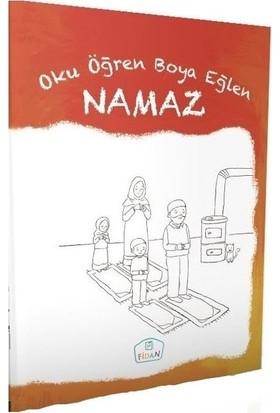 Namaz - Oku Öğren Boya Eğlen - Cüneyt Dal