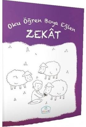 Zekat - Oku Öğren Boya Eğlen - Cüneyt Dal