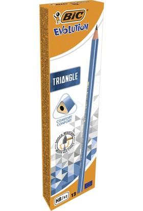 Bic A9163 Evolution Triangle Üçgen Kurşun Kalem