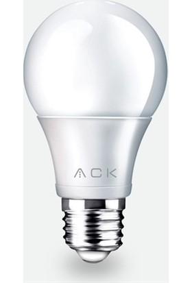 Ack LED Ampul Beyaz E27 8 W