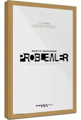 Marka Yayınları 2020 DGS Problemler Konu Özetli Soru Bankası