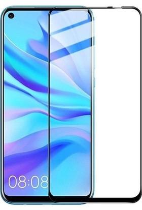 Telbor Huawei Mate 30 Lite Tam Kaplayan Ekran Koruyucu
