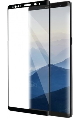Telbor Samsung Galaxy Note 9 Tam Kaplayan Ekran Koruyucu
