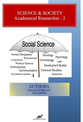Science And Society - Academical Researches 2 - Yaşar Erjem