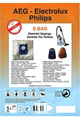 Electrolux Ergospace ZE2299 Uyumlu Toz Torbası