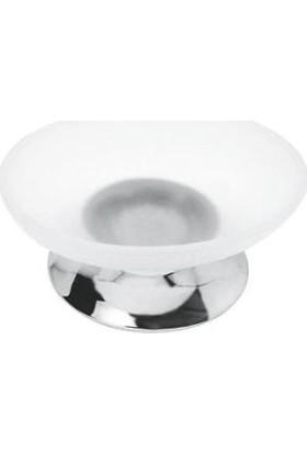 Arı Metal 7057 Class Pirinç Set Üstü Cam Banyo Katı Sabunluk