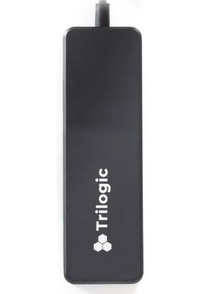 Trilogic Uport CR123 USB 3.0 Hub 4-Port Çoklayıcı