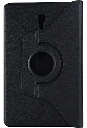 "En Güzel Sepetim Samsung Galaxy Tab A SM-T510 Dönerli Siyah 10.1"" Tablet Kılıfı"