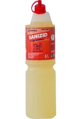 Bayco Sanizid Banyo Temizleyici 1 lt