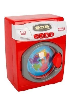 Hommy Sesli Işıklı Oyuncak Çamaşır Makinesi