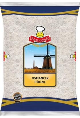 Karatoprak Yerli Osmancık Pirinç Bakliyat 1 kg