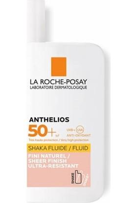La Roche-Posay Anthelios Shaka Fluid Spf 50 Tinted Fluid - Güneş Koruyucu Krem 50 ml