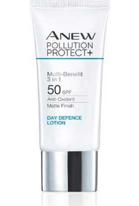 Avon Anew Pollution Protect Gündüz Losyonu Spf 50 30 ml
