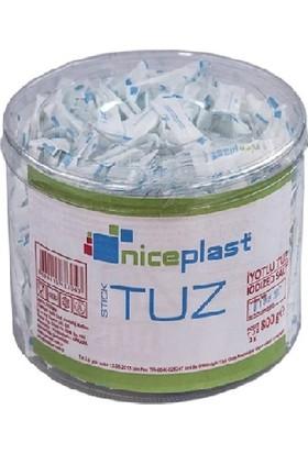 Niceplast Stıck Tuz 800 gr