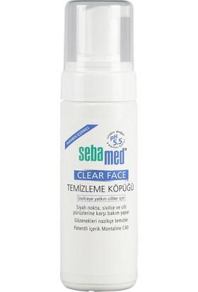 Sebamed Clear Face Sivilce ve Akne Karşıtı Yüz Temizleyici Köpük 150 ml