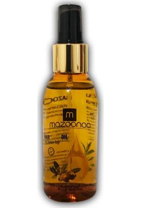 Mazoonaa Zeytin Yağlı Saç Bakım Yağı 125 ml