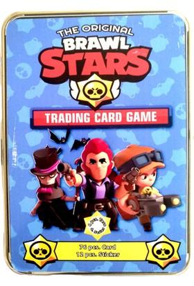 Brawl Stars Kart Teneke Kutu