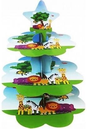 İrem Parti Dükkanı Safari Kek Standı