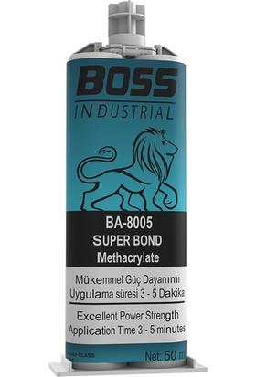 Boss 8.005 Güçlü Kalıcı Yapıştırıcı Naturel 50 ml