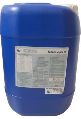 Sanosil Süper 25 Yer Yüzey Dezenfektanı 12 lt