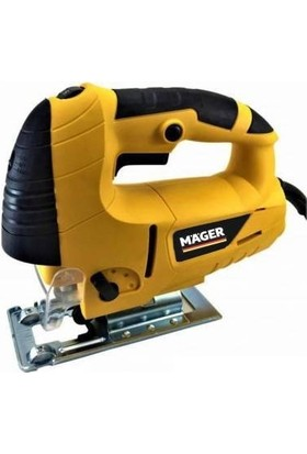 Mager Lazerli Dekupaj Testere Makinası 1400 W + 6 Adet Uç